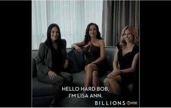 Lisa Ann Guest Stars on Showtime's 'Billions'