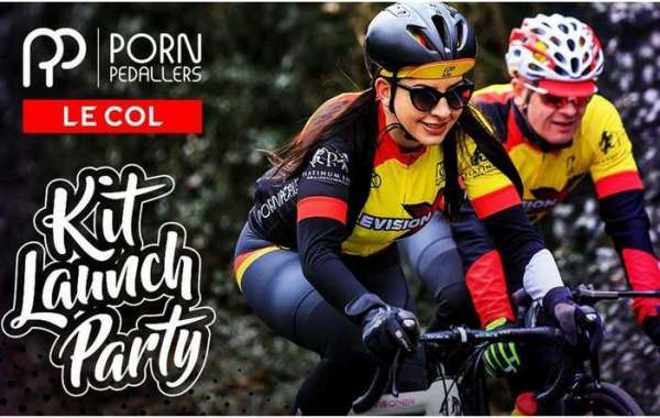 Porn Pedallers Announce Sponsors at Launch Party