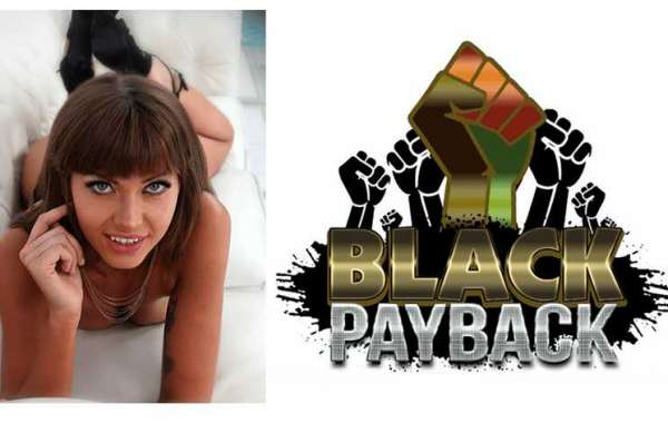 Newbie Leah Winters Visits Black Payback