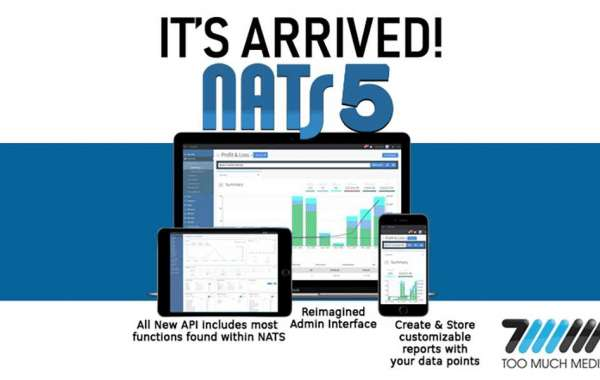 Announces Release of NATS 5 By Too Much Media